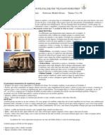 História da arte grega e romana