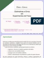 Livro Estimativas e Erros em Experimentos de Física