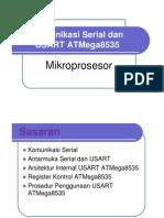 Serial ATMega8535
