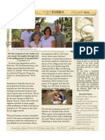 Jalowiec Prayer Letter May 2013