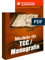 Modelo de TCC do Instituto de Teologia Logos