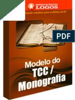 Modelo de TCC do Instituto de Teologia Logos
