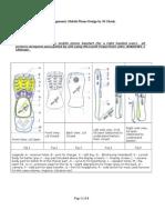 Cell Ph Design