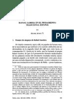 M. Ayuso_R. Gambra en el pensamiento trad. español_V-363-364-P-195-212 [1998]