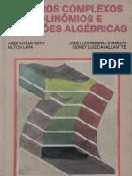 Volume 7-Números Complexos, Polinômios e Equações Algebricas- Aref Antar Neto, Nilton Lapa, José Sampaio e Sidney Cavallante