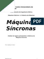 Apostila_Curso Máquinas Síncronas