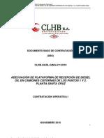DBC-Adecuacion Plataforma Recepcion DO de Los Puntos 1 Y 2 PlantaSantaCruz