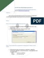 Como conectarse a una BAPI desde Web Dynpro para Java