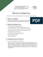 Enunciado Proyecto Semestral IMM3310