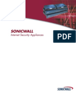 SonicWALL Family Manual
