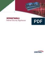 SonicWALL Family Manual