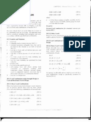 Nscp Design Loads | Framing (Construction) | Structural Load