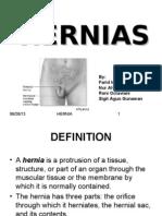 Hernias, Ppt(Print)
