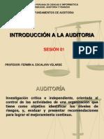 SESION 01 INTRODUCCIàN-AUDITORIA