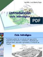 Ciclo Hidrologico Del Agua