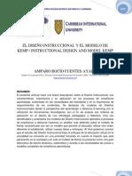 Artículo DI y Modelo Kemp AFA