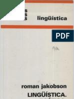 JAKOBSON Roman Linguistica Poetica Cinema