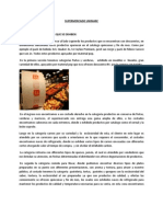 SUPERMERCADO UNIMARC Trabajo Merchandising