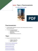 2. Biorreactores Tipo y Funcionamiento