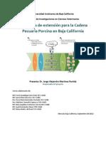 Propuesta Para Extension Cadena Porcina BC 2012
