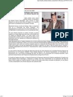 Pizarro Comite cafetero 30 años deja 2005