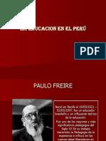 Educacion Liberadora y Desescolarizacion