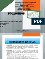 Polinomio Quemar