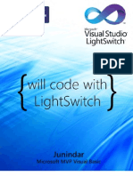 Junindar - Will Code With LightSwitch
