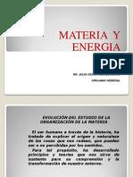 1.- Materia y Energia