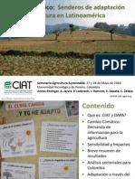 Adaptación al cambio climático en América Latina