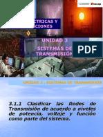 3.1.1  Sist Transm Clasificación