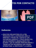 1.Dermatitis Por Contacto