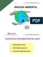 CA SEM4  Fuentes de Contaminación del Agua1