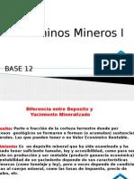 Terminos MiNEROS 1