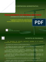 (2) Procedimiento en Primera Instancia Demandas de Contenido Patrimonial Lojca 2010