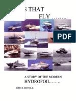 ShipsThatFly - Hydrofoil History
