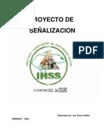 Programa de Senalizacion