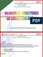 Simoncito Orientaciones Recibidas en Encuentro de Coord Regional en Cuanto Politicas Educativas