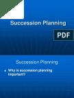 Succession Planning -- PPT Slides