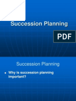 Succession Planning -- PPT Slides