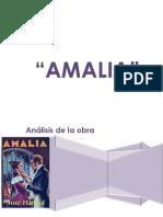 Análisis de la obraAMALIA