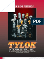 Tylok Pipe Fittings