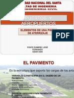 Ponte Ramirez-elementos de Pista de Aterrizaje