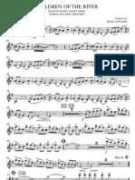 Chldren of the River Violin
