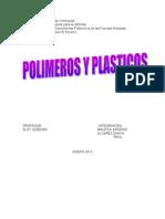 Polimeros y Plasticos