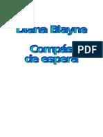 Blayne, Diana - Compas de Espera