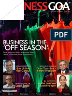 Business Goa Magazine June 2013 issue