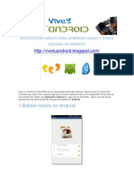 Aplicaciones Gratis Para Aprender Ingles en Android (Www.vivetuandroid.blogspot.com)