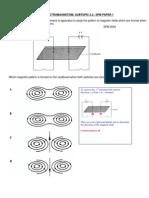 3.2 Electromagnetism Paper 1