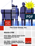 Cura Mobile Crm